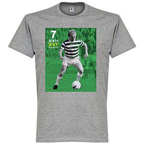 Johnstone Celtic Legend Tee - Grey