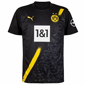 20-21 Borussia Dortmund Away Shirt