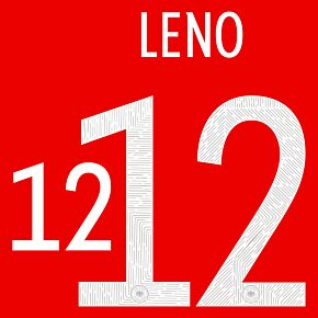 Leno 12 (Official Printing) - 20-21 Germany Home GK