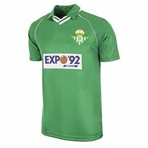 87-90 Real Betis Away Retro Shirt