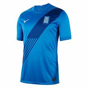 20-21 Greece Away Shirt