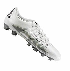 Gareth Bale Signed Boot Adidas F10 - White/Multi