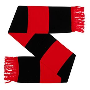 Retake Team Scarf - Navy/Red