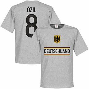 Germany Özil 8 Team Tee - Grey
