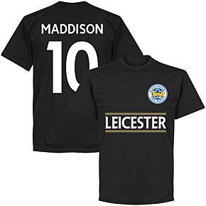 Leicester Maddison 10 Team Tee - Black