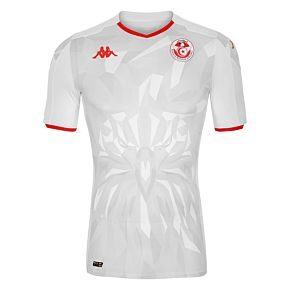 20-21 Tunisia Home Shirt