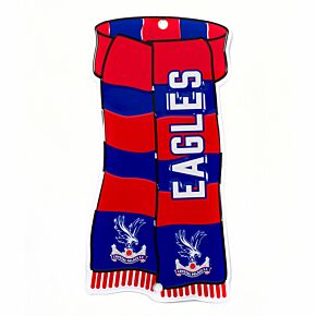 Crystal Palace Show Your Colours Sign (40 x 20cm Approx)