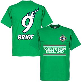 Northern Ireland Grigg Team Tee