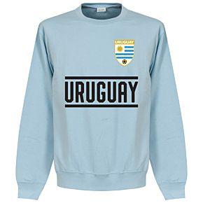 Uruguay Team Sweatshirt - Sky