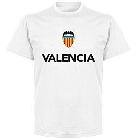 Valencia Team T-shirt - White