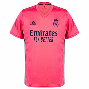 20-21 Real Madrid Away Shirt