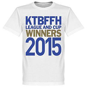 KTBFFH 2015 Winners Tee - White