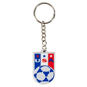 USA Rubber Keyring