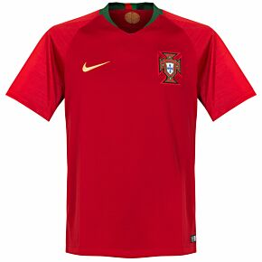 Portugal Home Jersey 2018 / 2019