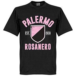 Palermo Established Tee - Black