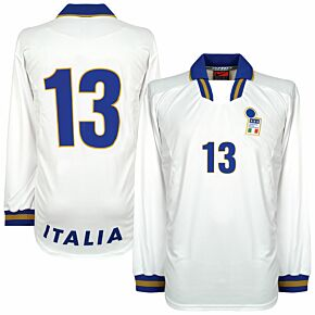 Nike Italy 1996-1998 Away Shirt - NEW (In Bag w/tags) Player Issue No.13 (Rossitto) - Size L *READY TO PUBLISH*