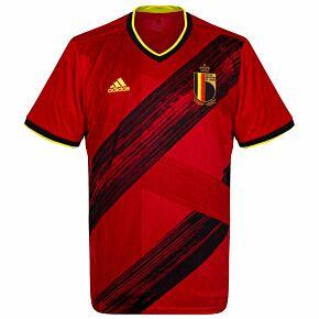 adidas Belgium Home Shirt 2020-2021
