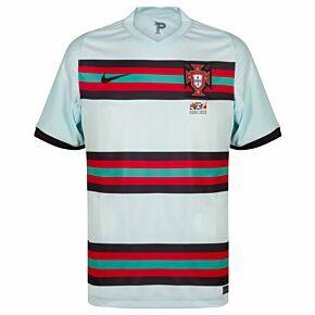 20-21 Portugal Away Shirt + 2020 Transfer