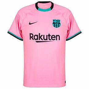 20-21 Barcelona 3rd Shirt