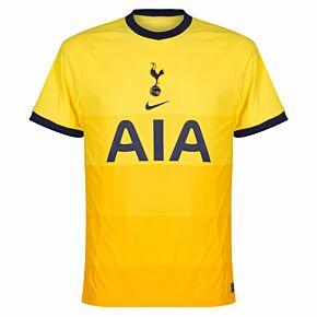 20-21 Tottenham Vapor Match 3rd Shirt