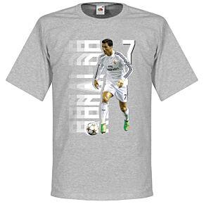Ronaldo Gallery KIDS Tee - Grey