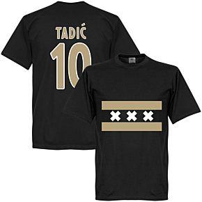 Amsterdam Team Tadic 10 Tee - Black