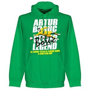 Artur Boruc Legend Hoodie - Green