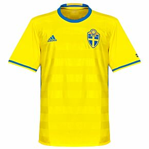 Sweden Home Jersey 2016 / 2017