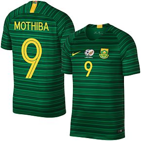 Nike South Africa Away Mothiba 9 Jersey 2019-2020 (Fan Style Printing)