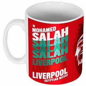 Liverpool Salah Portrait Mug