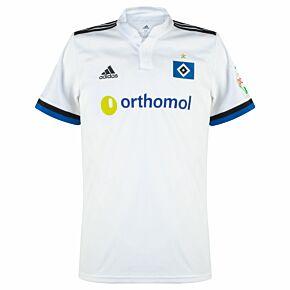 21-22 HSV Hamburg Home Shirt