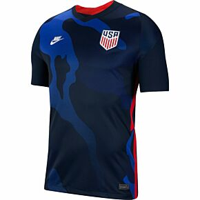 20-21 USA Away shirt