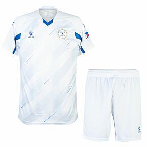 21-22 Philippines Home Shirt + Shorts Set