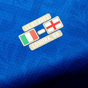 Official Euro 2020 Final Matchday Transfer Italy v England 11.07.2021 (Italy Home)