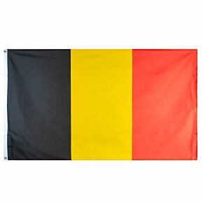 Belgium Large National Flag (90x150cm approx)
