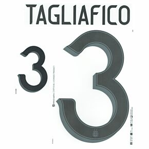 Tagliafico 3 (Official Printing) - 20-21 Argentina Home