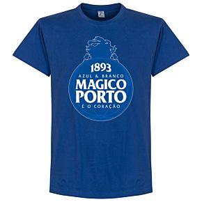 Magico Porto T-Shirt - Royal
