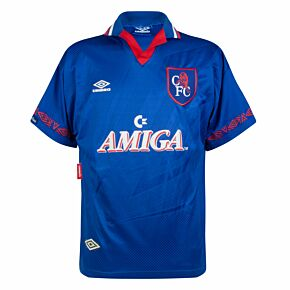 Umbro Chelsea 1993-1994 Home Shirt - USED Condition (Great) - Size XL *READY TO PUBLISH*