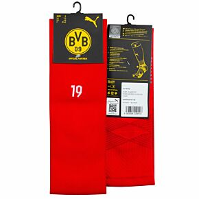 20-21 Borussia Dortmund Socks - Red