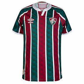 20-21 Fluminense Home Shirt