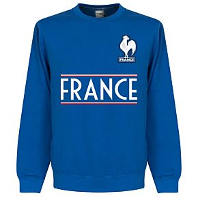 France Team Sweatshirt  - Royal