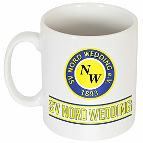 SV Nord Wedding Team Mug