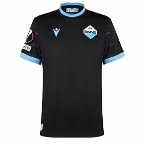 21-22 Lazio 3rd Match Shirt + Europa League Patches