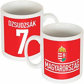 Hungary Dzsudzsák Team Mug