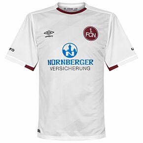 1. FC Nürnberg Away Jersey 2016 / 2017