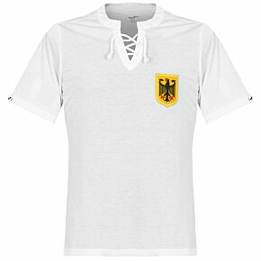 1950's Germany Retro Shirt - White