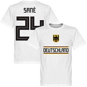 Germany Sane 24 Team Tee - White