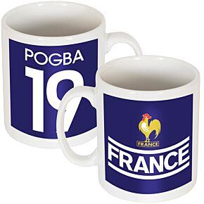 France Pogba Team Mug