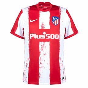 21-22 Atletico Madrid Home Shirt
