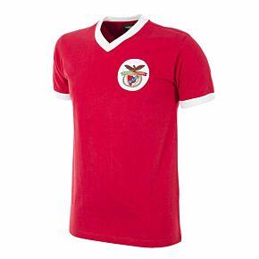 Copa '74 SL Benfica Home Retro Jersey
